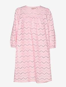 MimiKB Dress - PRIMROSE PINK
