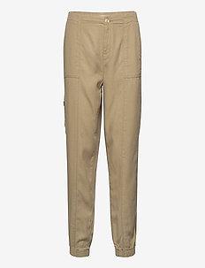 BrodyKB Pants - casual trousers - sponge