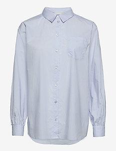 NinjaKB Shirt - långärmade skjortor - xenon blue