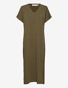RumiKB Dress - zomerjurken - military olive
