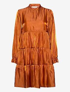 PangKB Dress - korte kjoler - orange rust