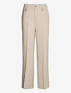 FallonKB Pants - casual bukser - fog