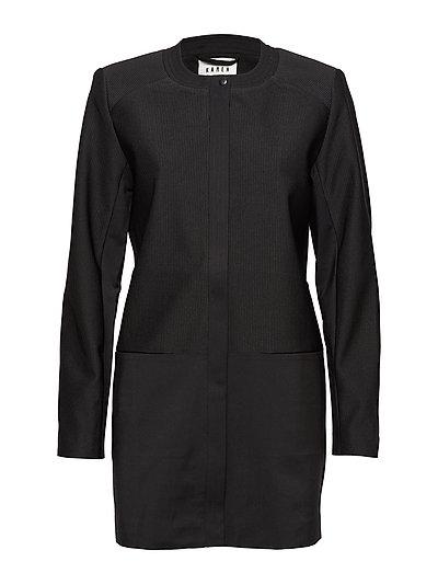 Tide Jacket - BLACK