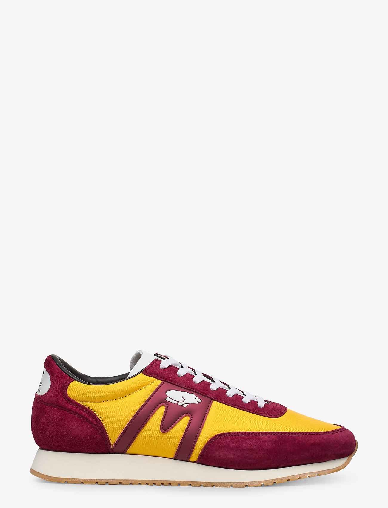Karhu - Albatross 82 - matalavartiset tennarit - biking red/golden rod