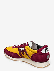Karhu - Albatross 82 - matalavartiset tennarit - biking red/golden rod - 2
