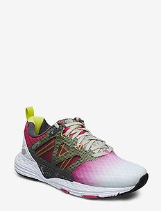 Women's Fusion Ortix - VERY BERRY/WILD LIME