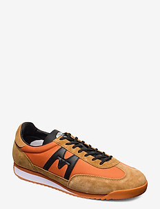 ChampionAir - lav ankel - jaffa orange/black