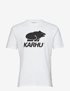 Basic Logo T-shirt - sportstopper - white/black