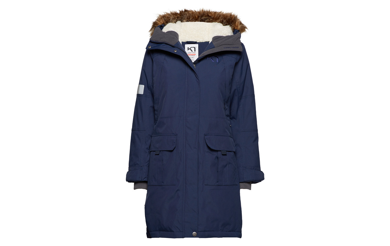 Traa Parka 100 Himle Dove Polyamide Doublure Polyester Équipement Kari Intérieure 6qxdHanwd