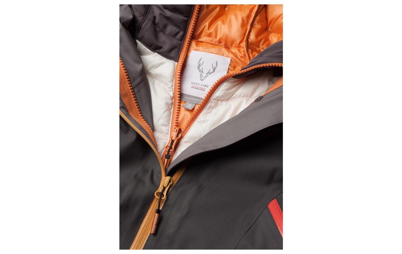 Doudoune 90 Polyester Inner 2nd Flip Jacket Équipement Détails Polyamide Insulation Blend Coal Main Back Traa Laine 10 Doublure Insulation Polyester Kari Intérieure Jacket Silver 100 Primaloft 1SqwxvRS