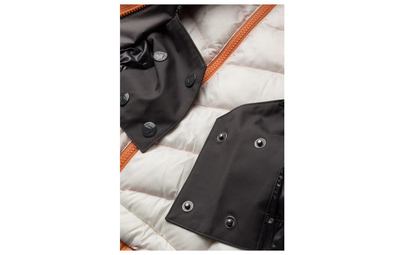 Intérieure Main 100 90 10 Inner Silver Polyester Équipement Polyester 2nd Détails Jacket Doublure Insulation Kari Blend Traa Back Flip Laine Insulation Coal Polyamide Jacket Primaloft Doudoune B6OSTqRwx