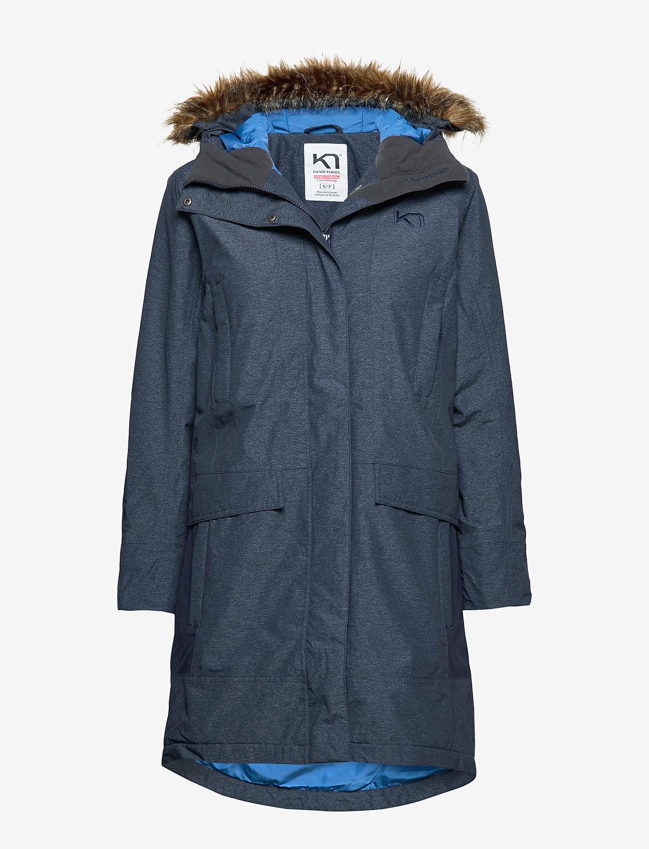 Kari Traa - HELLAND PARKA - parka coats - naval - 0