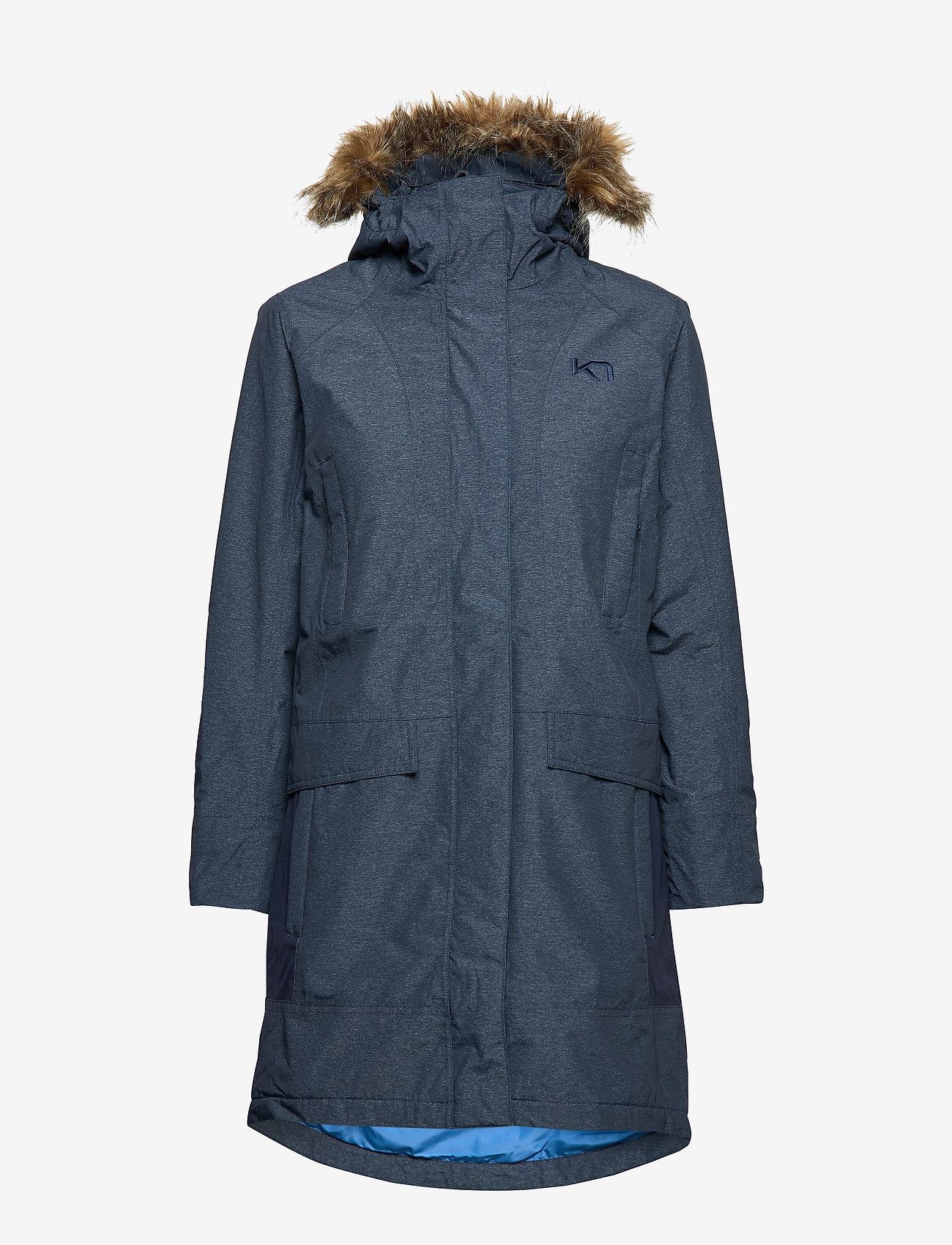 Kari Traa - HELLAND PARKA - parka coats - naval - 1