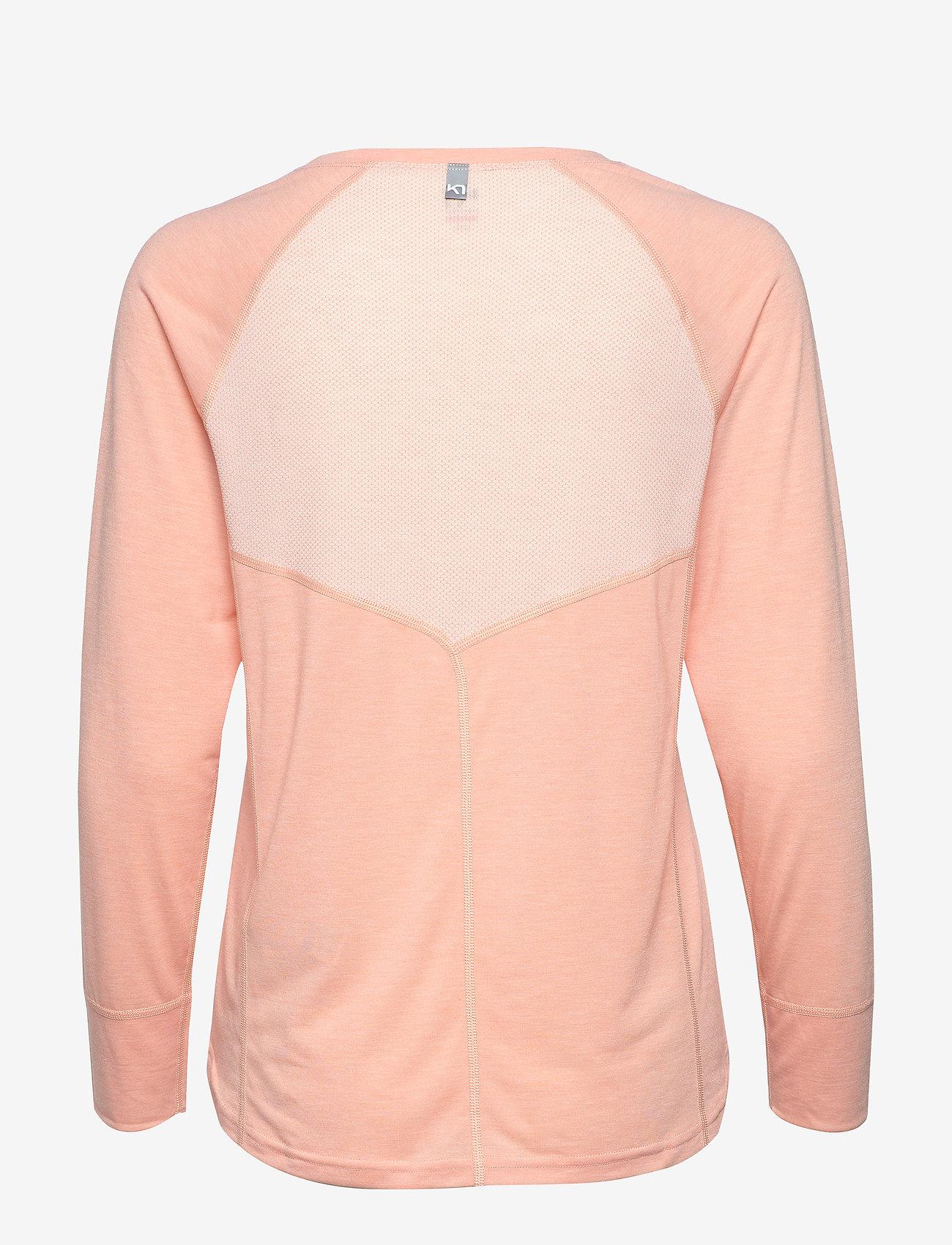 Kari Traa - MARIA LS - bluzki z długim rękawem - salma - 1