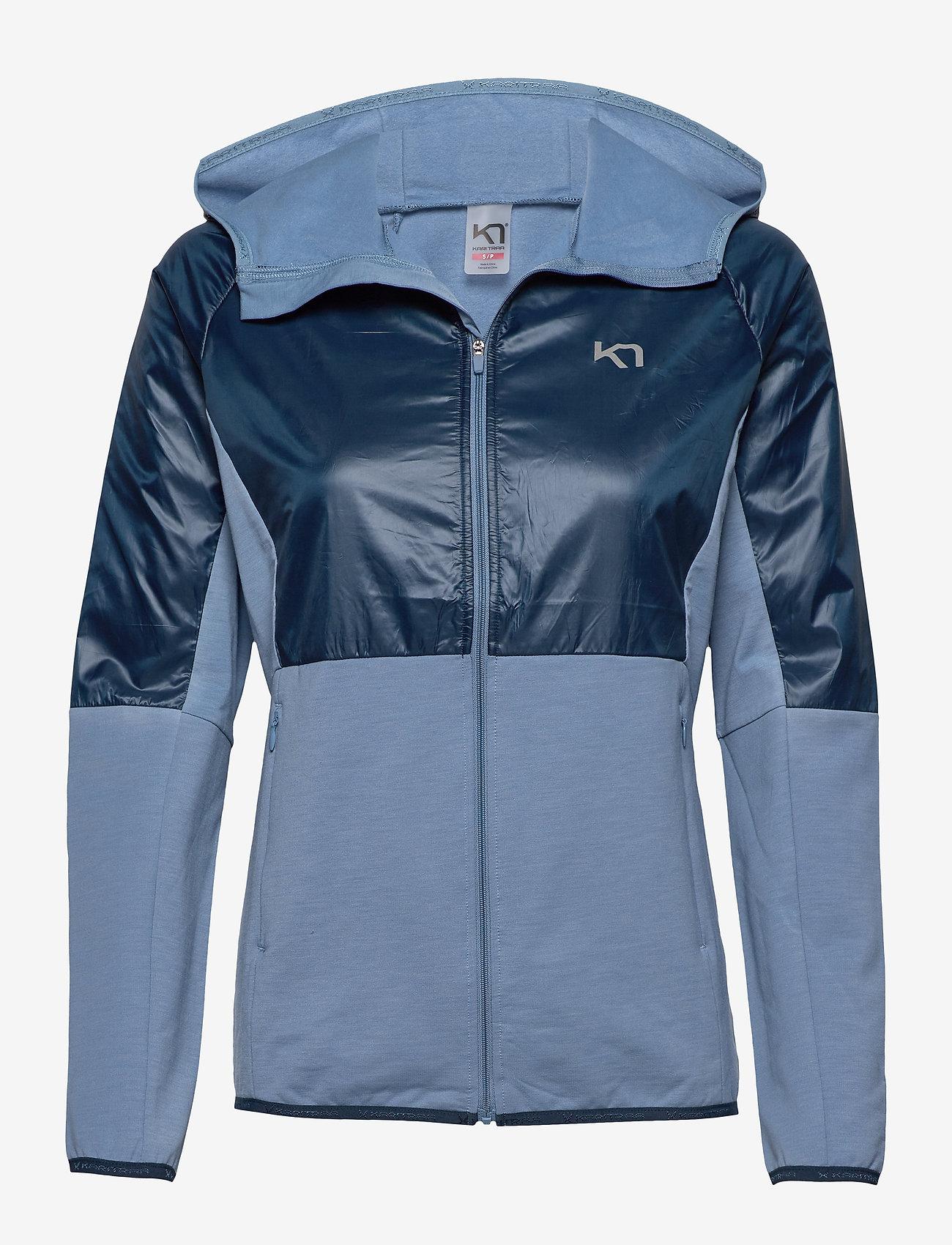 Kari Traa - SVALA HYBRID - training jackets - denim - 0