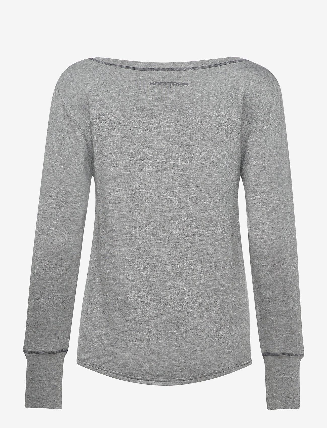Kari Traa - VICTORIA LS - bluzki z długim rękawem - dusty - 1