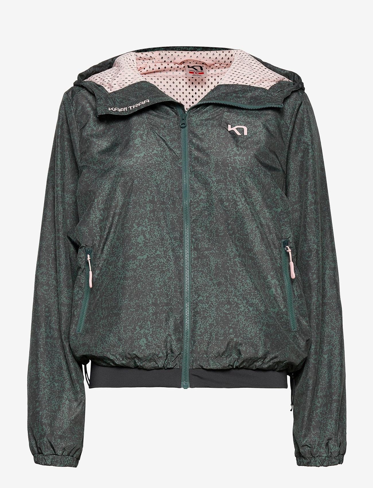 Kari Traa - ANE JACKET - training jackets - ivy - 0