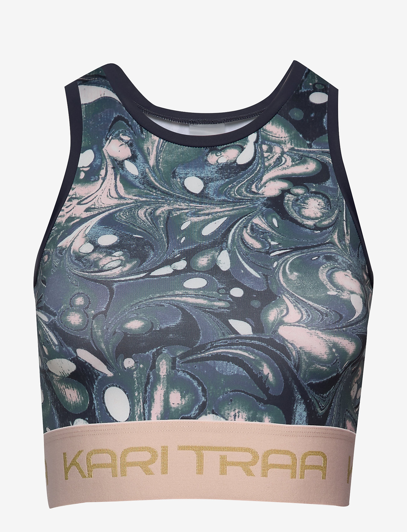 Kari Traa BEATRICE TOP - T-shirts & topper MARIN - Dameklær Spesialtilbud