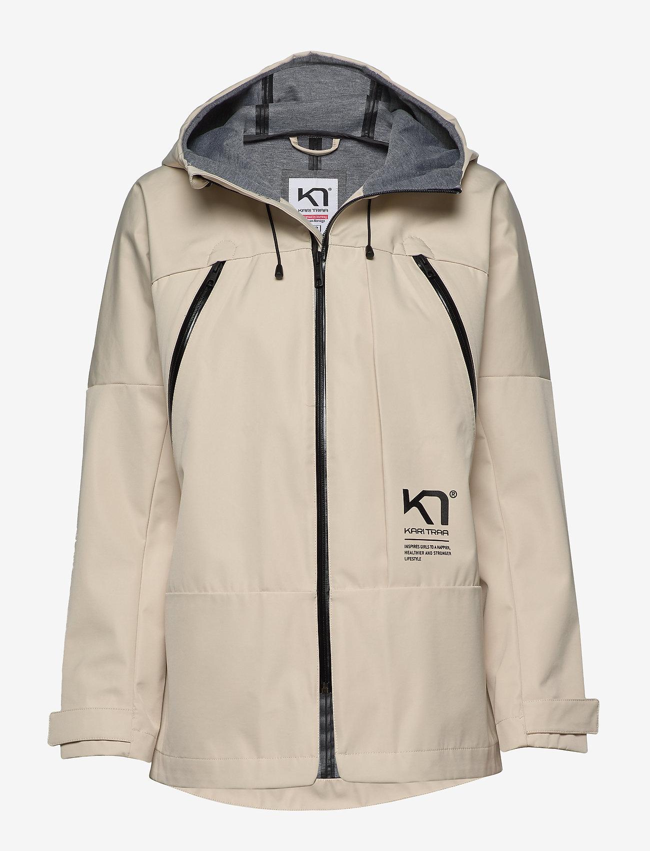 Bavallen Jacket (White) - Kari Traa DGW9W1