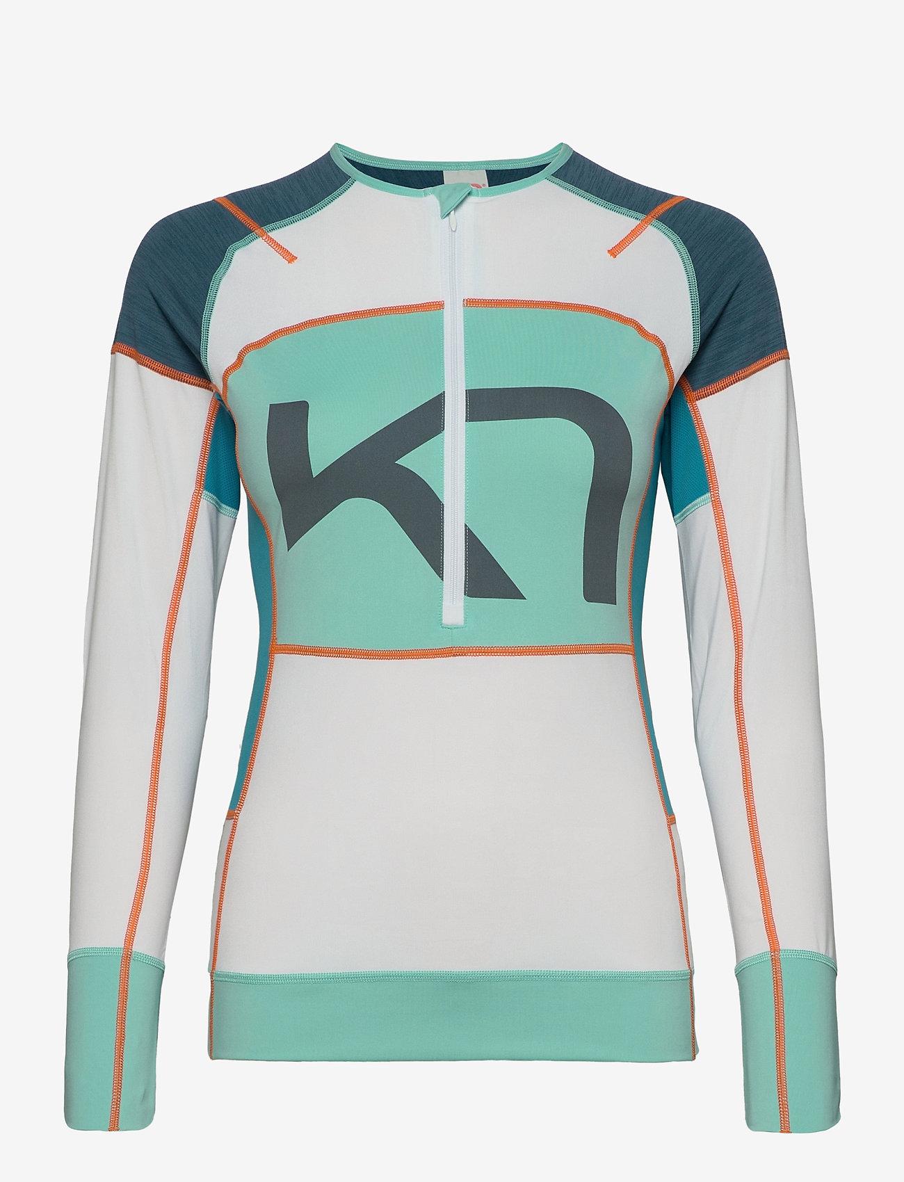 Kari Traa - STIL H/Z - thermo ondershirts - frost - 0