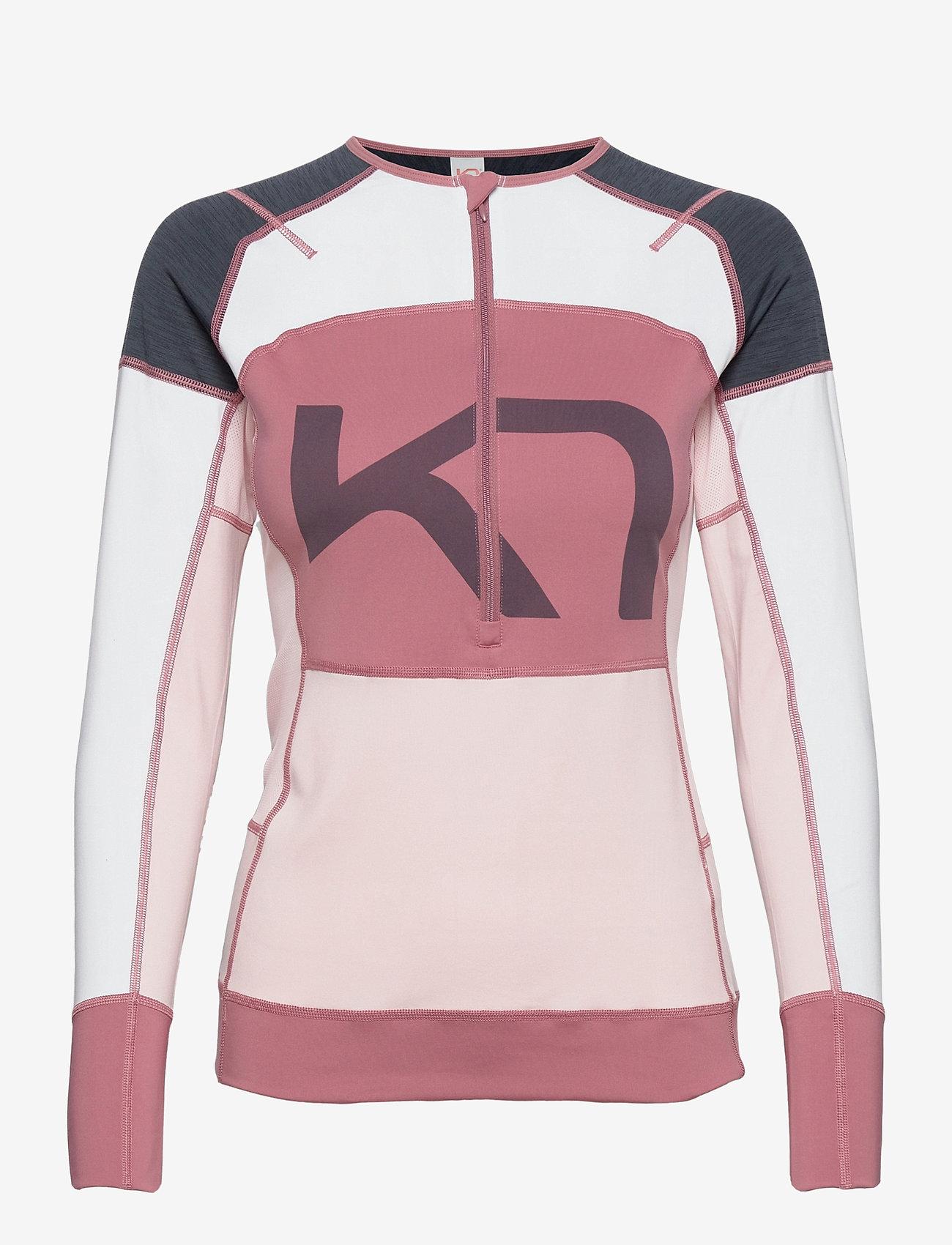Kari Traa - STIL H/Z - thermo ondershirts - lilac - 0
