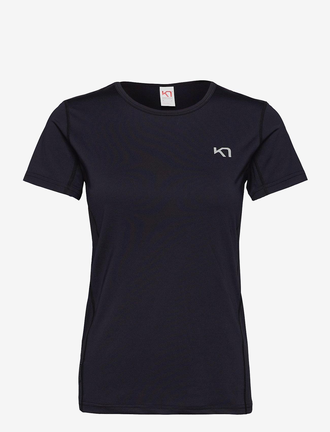 Kari Traa - NORA TEE - t-shirts - black - 0