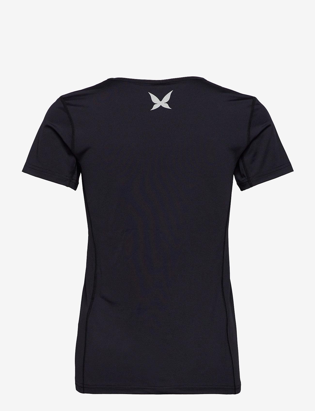 Kari Traa - NORA TEE - t-shirts - black - 1