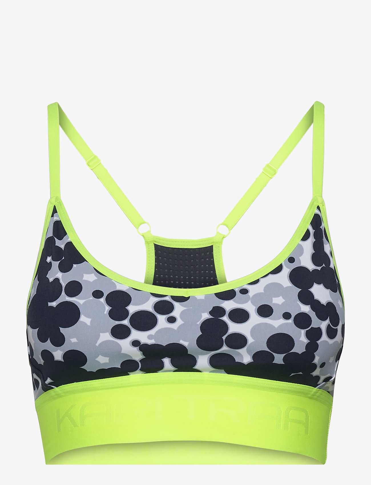 Kari Traa - VAR - sport bras: low - misty - 1
