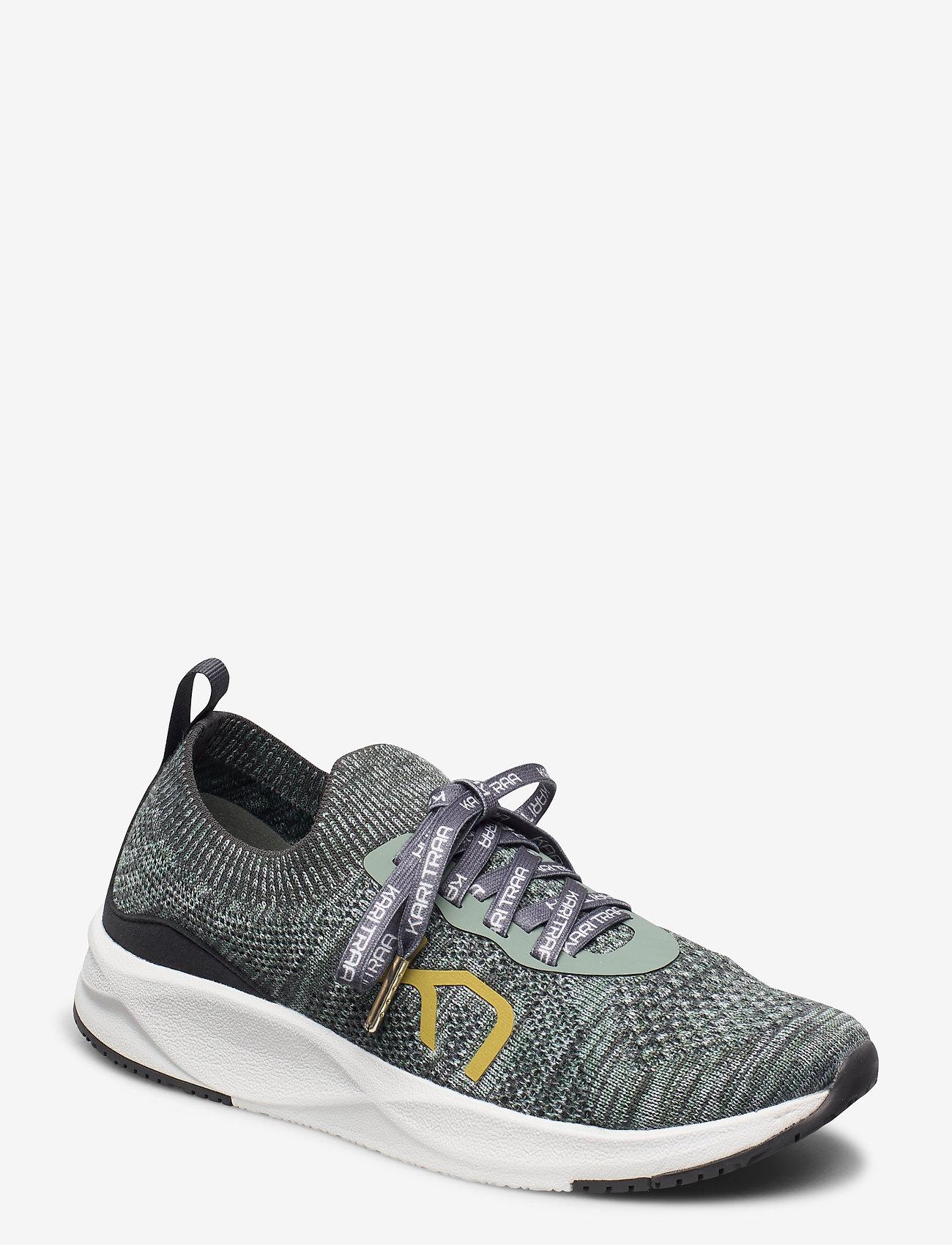 Kari Traa - BYKS - låga sneakers - thyme - 0