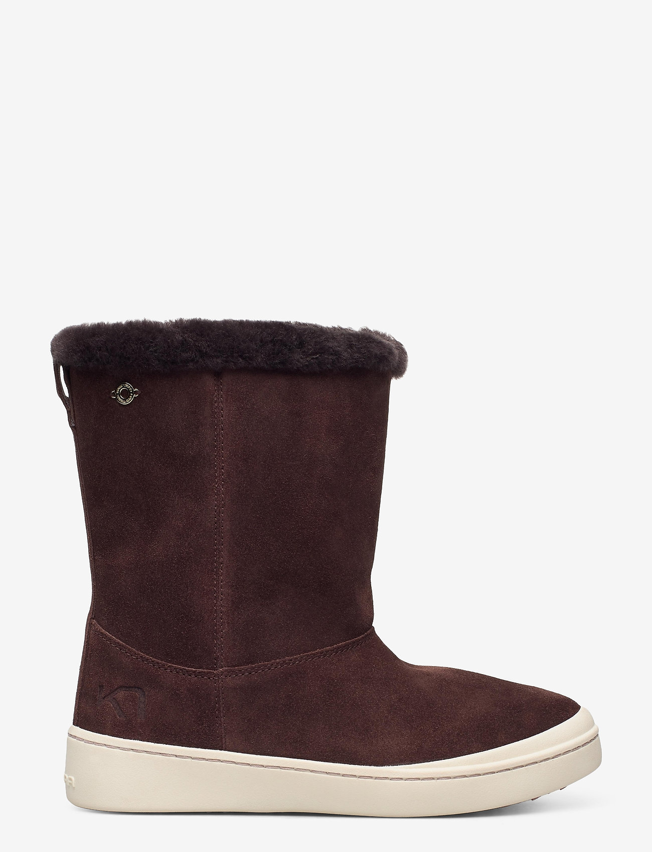 Kari Traa - STEG - flat ankle boots - cigar - 1