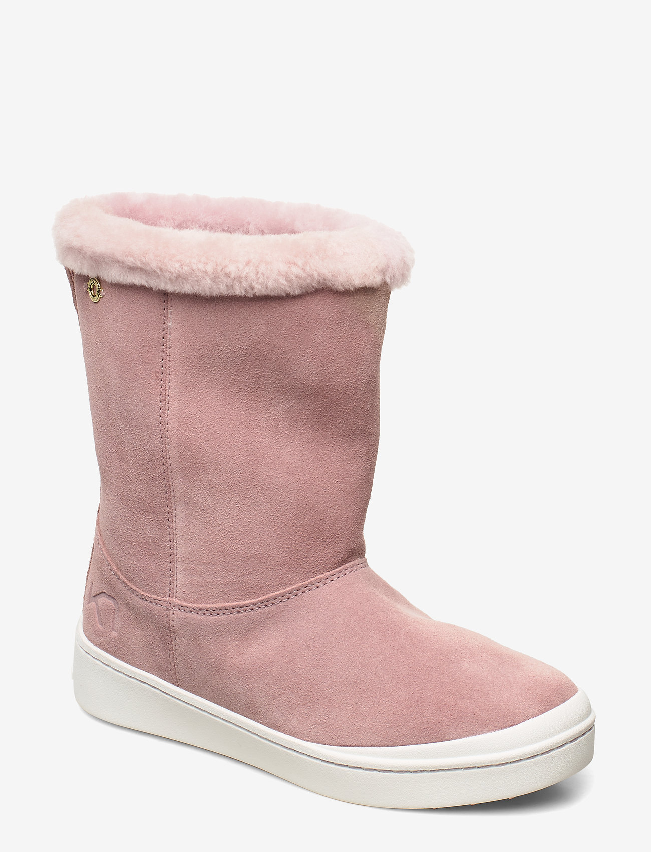 Kari Traa - STEG - flat ankle boots - petal - 0