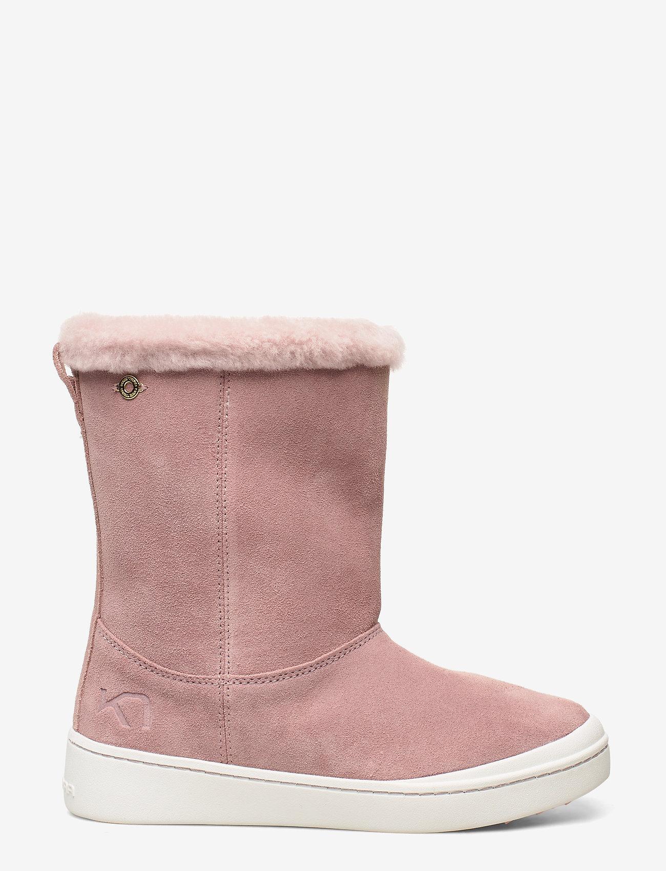 Kari Traa - STEG - flat ankle boots - petal - 1