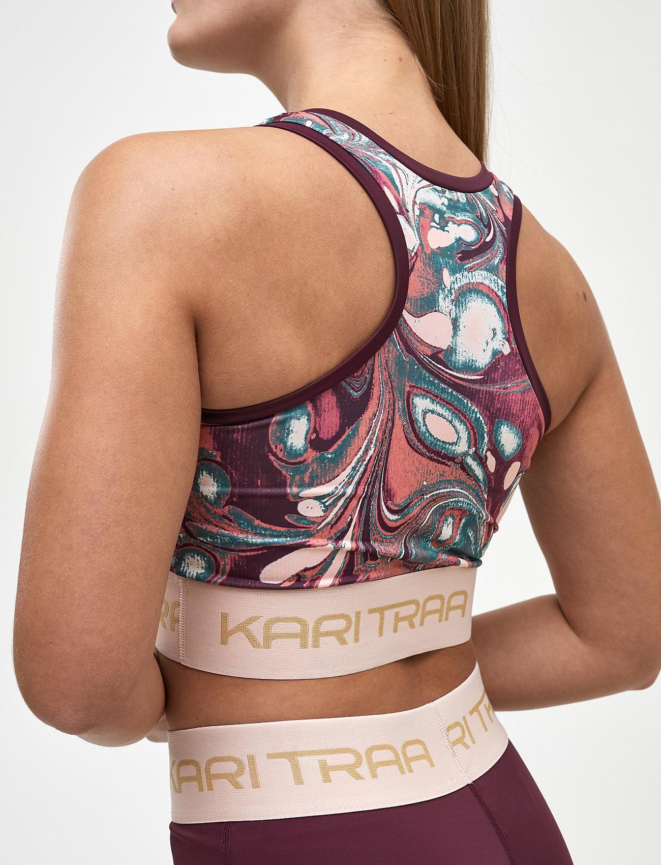 Kari Traa BEATRICE TOP - T-shirts & Toppe FIG - Dametøj Særtilbud