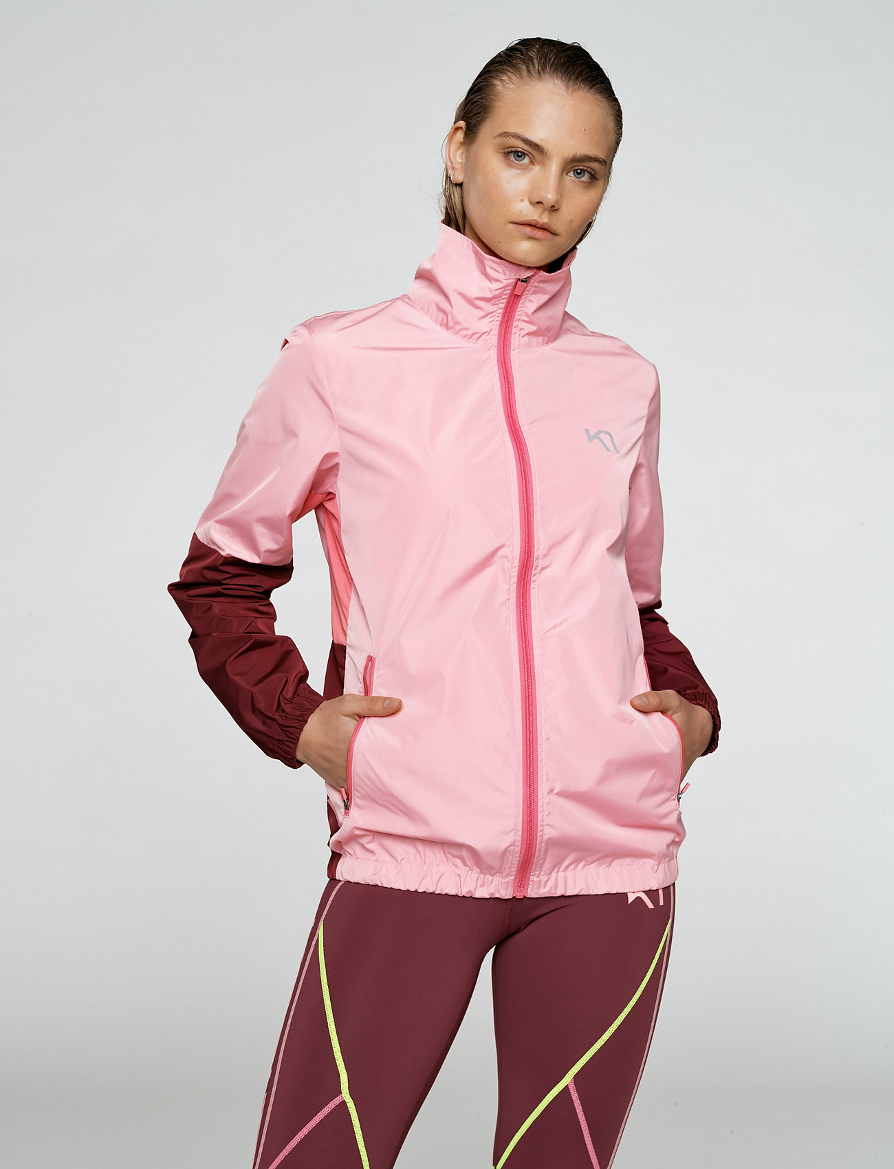 Kari Traa - NORA JACKET - training jackets - silk - 0
