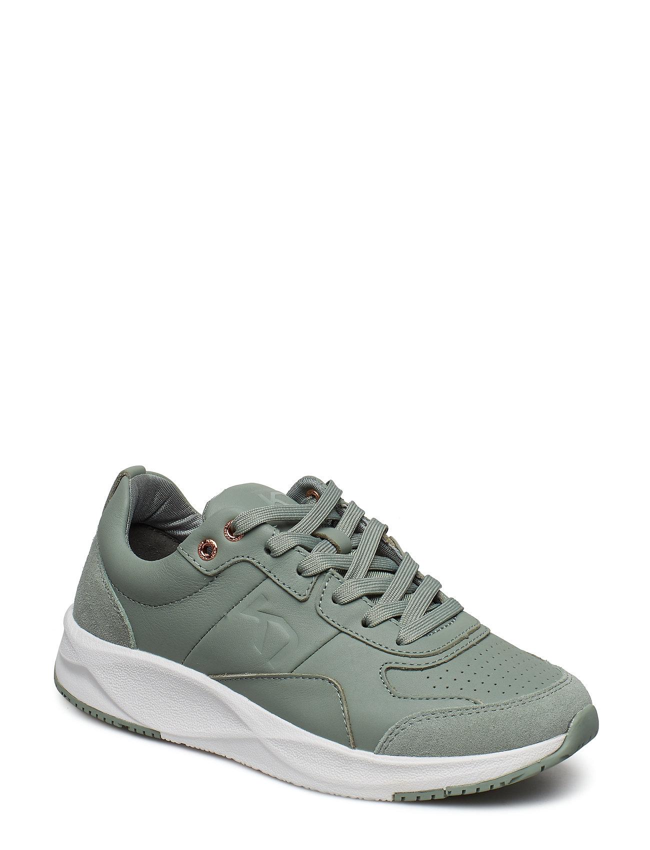 Trinn Low top Sneakers Hvid KARI TRAA
