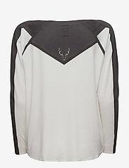 Kari Traa - SILJA LS - bluzki z długim rękawem - swan - 1