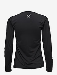 Kari Traa - NORA LS - logo t-shirts - black - 2