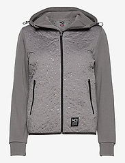 Kari Traa - EMMA HYBRID - mid layer jackets - dusty - 0