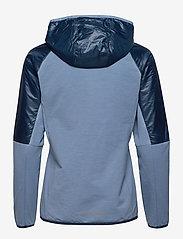Kari Traa - SVALA HYBRID - training jackets - denim - 2