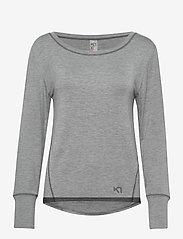Kari Traa - VICTORIA LS - bluzki z długim rękawem - dusty - 0
