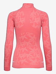 Kari Traa - BUTTERFLY H/Z - thermo ondershirts - guava - 1