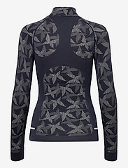 Kari Traa - BUTTERFLY H/Z - thermo ondershirts - marin - 2