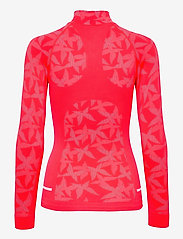 Kari Traa - BUTTERFLY H/Z - thermo ondershirts - shock - 2