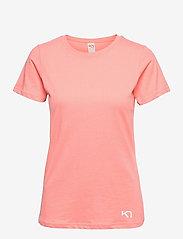 Kari Traa - TRAA TEE - t-shirts - silk - 1