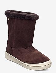 Kari Traa - STEG - flat ankle boots - cigar - 0