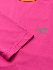 Kari Traa - SARAH 3/4 SLEEVE - bluzki z długim rękawem - npink - 2