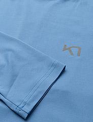 Kari Traa - SARAH 3/4 SLEEVE - bluzki z długim rękawem - sky - 2