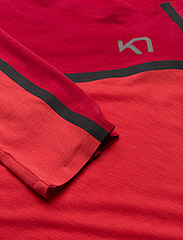 Kari Traa - SILJA LS - bluzki z długim rękawem - chili - 2