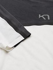 Kari Traa - SILJA LS - bluzki z długim rękawem - swan - 2