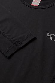 Kari Traa - NORA LS - logo t-shirts - black - 4